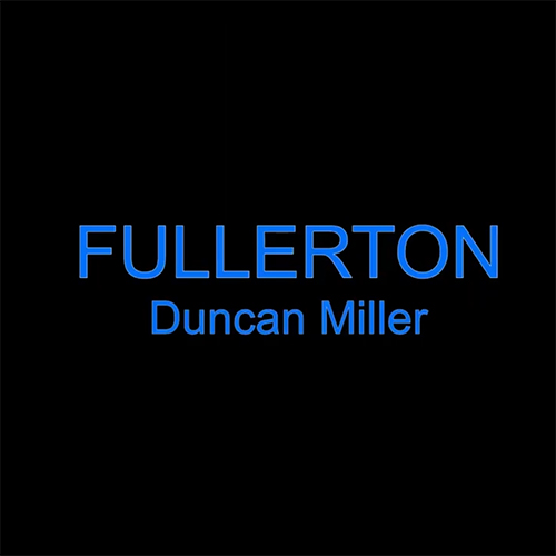 Sax-Flyer – Fullerton